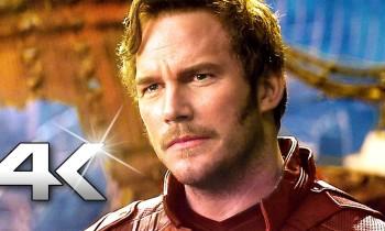 "AVENGERS INFINITY WAR ""Tony Stark Meets Star-Lord"" Movie Clip (4K ULTRA HD)"