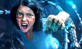Awesome Robot Fight Scene ! – ALITA BATTLE ANGEL