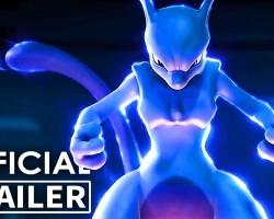 POKEMON MEWTWO STRIKES BACK Trailer (Animation, 2020)