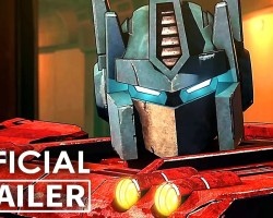 TRANSFORMERS WAR FOR CYBERTRON Trailer (Animation, 2020)